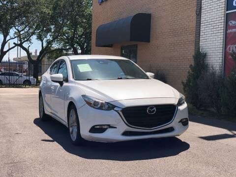 2017 Mazda MAZDA3 for sale at Auto Imports in Houston TX