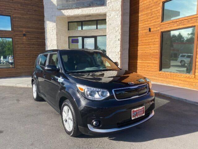 2016 Kia Soul EV for sale at Hamilton Motors in Lehi UT
