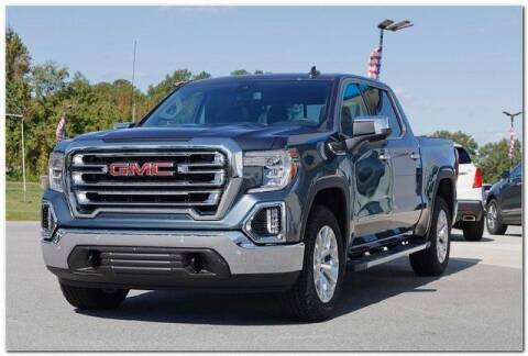 2020 GMC Sierra 1500 for sale at WHITE MOTORS INC in Roanoke Rapids NC