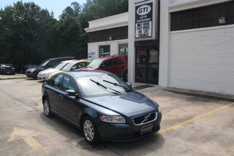 2008 Volvo S40 for sale at GTI Auto Exchange in Durham NC