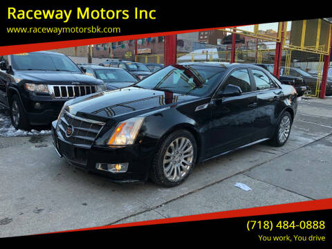 2010 Cadillac CTS for sale at Raceway Motors Inc in Brooklyn NY