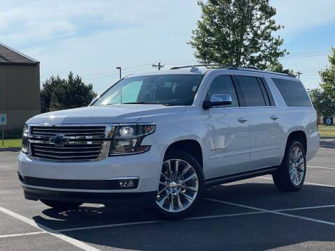 2019 Chevrolet Suburban for sale at North Imports LLC in Burnsville MN