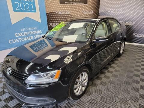 2012 Volkswagen Jetta for sale at X Drive Auto Sales Inc. in Dearborn Heights MI