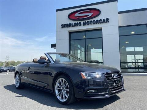 2014 Audi A5 for sale at Sterling Motorcar in Ephrata PA