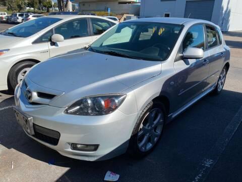 2008 Mazda MAZDA3 for sale at Cars4U in Escondido CA