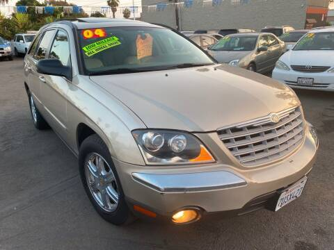 2004 Chrysler Pacifica for sale at North County Auto in Oceanside CA