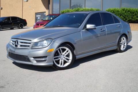 2013 Mercedes-Benz C-Class for sale at Next Ride Motors in Nashville TN