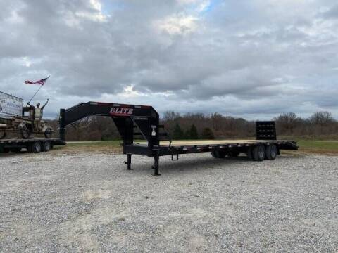 2021 Elite 32' Deck Over  for sale at Ken's Auto Sales & Repairs in New Bloomfield MO