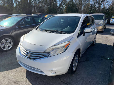 2014 Nissan Versa Note for sale at Limited Auto Sales Inc. in Nashville TN