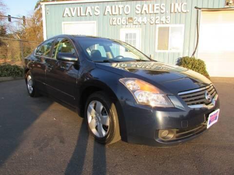 2007 Nissan Altima for sale at Avilas Auto Sales Inc in Burien WA