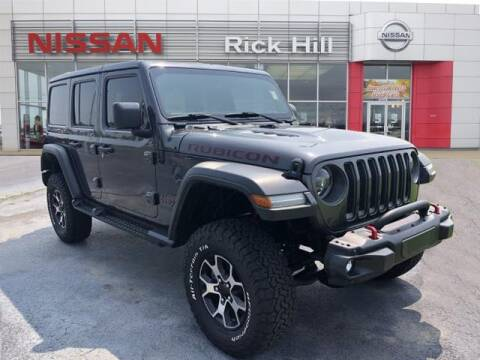 2018 Jeep Wrangler Unlimited for sale at Rick Hill Auto Credit in Dyersburg TN