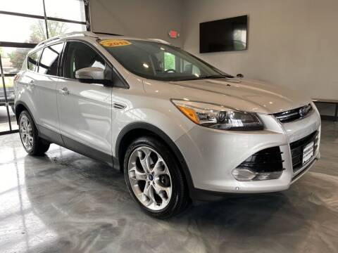 2013 Ford Escape for sale at Crossroads Car & Truck in Milford OH