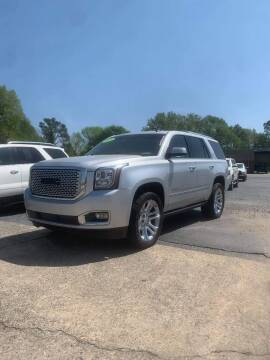 2015 GMC Yukon for sale at Apex Auto Group in Cabot AR