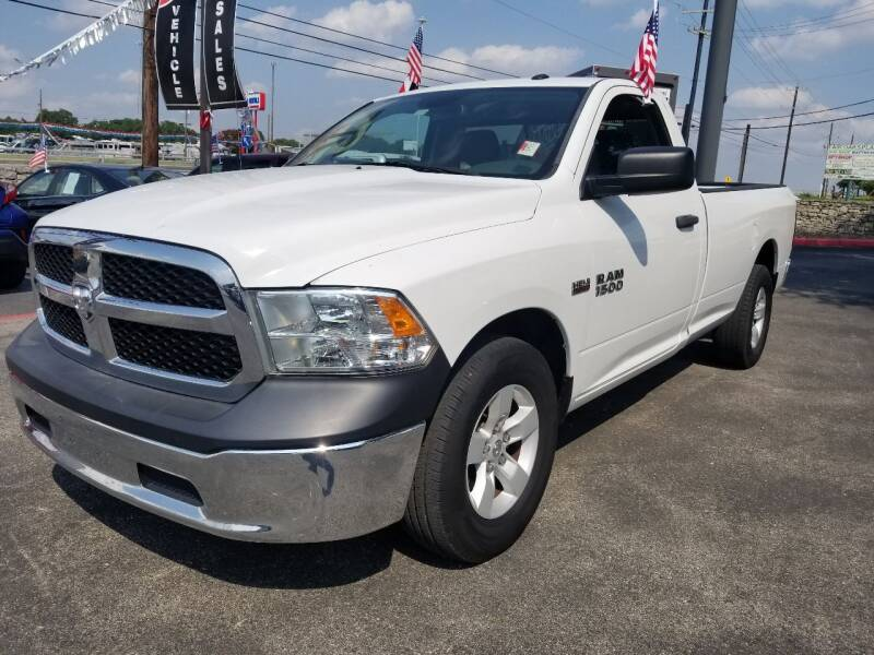 2016 RAM Ram Pickup 1500 for sale at ON THE MOVE INC in Boerne TX