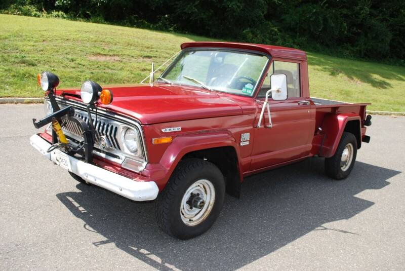 1971 Jeep Gladiator for sale at New Milford Motors in New Milford CT
