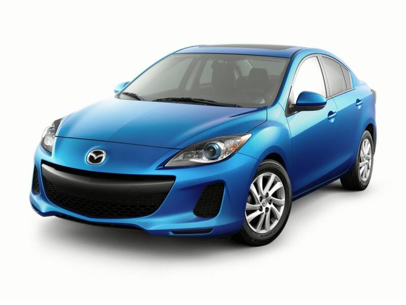 2012 Mazda MAZDA3 for sale at TTC AUTO OUTLET/TIM'S TRUCK CAPITAL & AUTO SALES INC ANNEX in Epsom NH