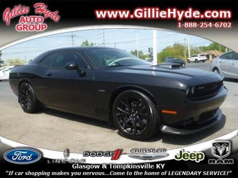 2019 Dodge Challenger for sale at Gillie Hyde Auto Group in Glasgow KY
