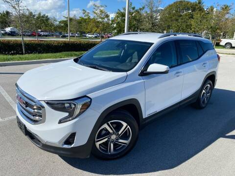 2019 GMC Terrain for sale at Winners Autosport in Pompano Beach FL