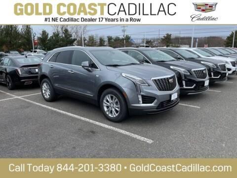2021 Cadillac XT5 for sale at Gold Coast Cadillac in Oakhurst NJ