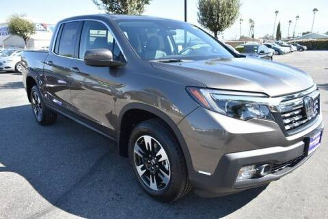 2020 Honda Ridgeline for sale at DIAMOND VALLEY HONDA in Hemet CA