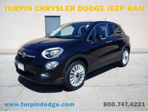 2016 FIAT 500X for sale at Turpin Dodge Chrysler Jeep Ram in Dubuque IA