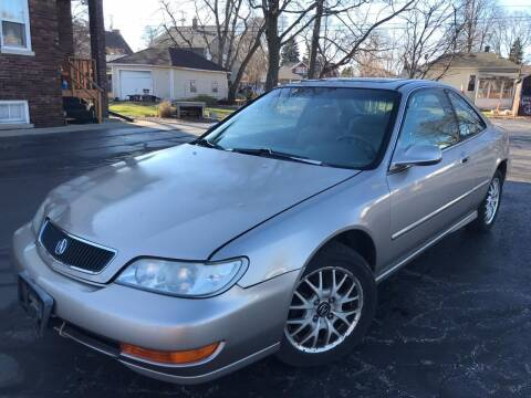 1999 Acura CL for sale at Your Car Source in Kenosha WI