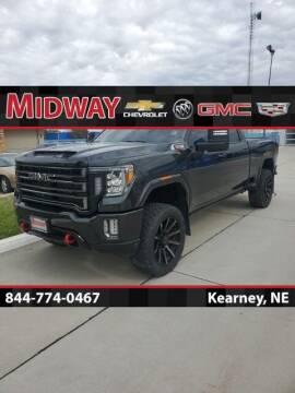 2020 GMC Sierra 2500HD for sale at Midway Auto Outlet in Kearney NE