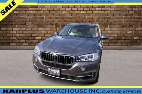 2014 BMW X5 for sale at Karplus Warehouse in Pacoima CA