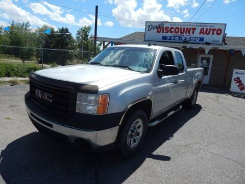 2010 GMC Sierra 1500 for sale at Dave's discount auto sales Inc in Clearfield UT