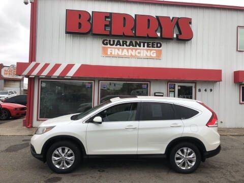 2012 Honda CR-V for sale at Berry's Cherries Auto in Billings MT