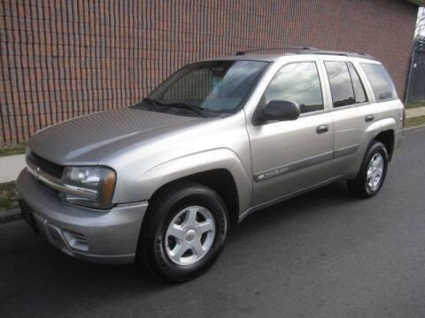 2003 Chevrolet TrailBlazer for sale at G1 AUTO SALES II in Elizabeth NJ