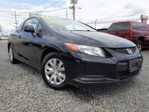 2012 Honda Civic for sale at Auto Headquarters in Lakewood NJ