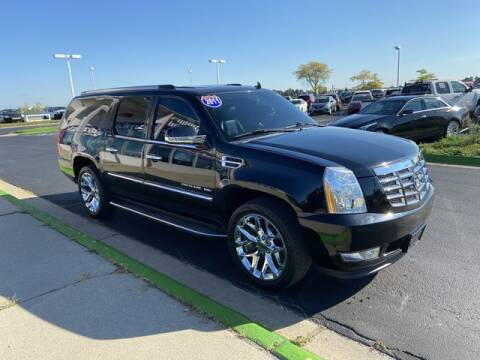 2011 Cadillac Escalade ESV for sale at Great Lakes Auto Superstore in Waterford Township MI