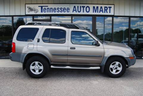 2004 Nissan Xterra for sale at Tennessee Auto Mart Columbia in Columbia TN