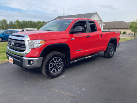 2014 Toyota Tundra for sale at McCully's Automotive - Trucks & SUV's in Benton KY