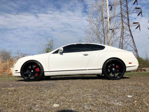 2010 Bentley Continental for sale at Online Auto Connection in West Seneca NY