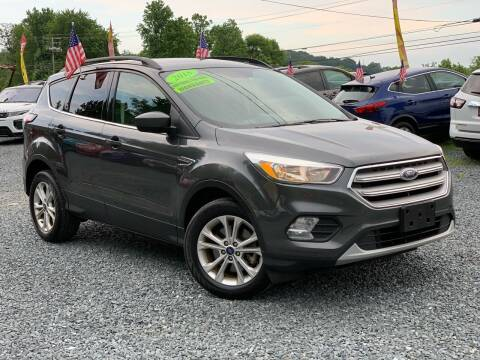 2018 Ford Escape for sale at A&M Auto Sales in Edgewood MD