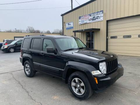 2008 Jeep Liberty for sale at EMH Imports LLC in Monroe NC