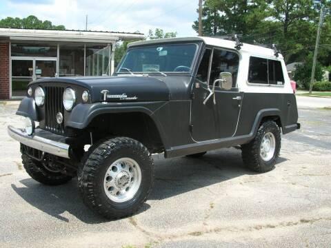 1968 Jeep Jeepster Commando for sale at South Atlanta Motorsports in Mcdonough GA