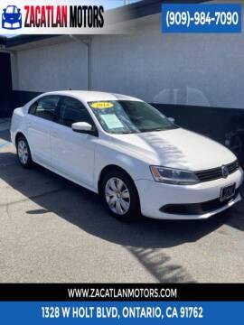 2014 Volkswagen Jetta for sale at Ontario Auto Square in Ontario CA