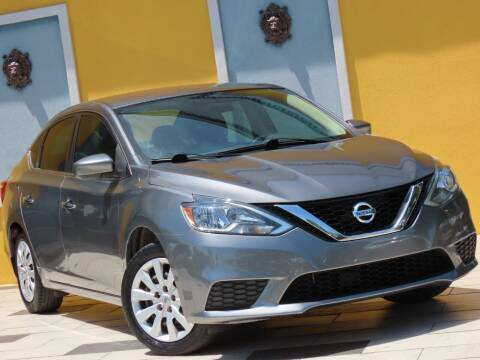 2017 Nissan Sentra for sale at Paradise Motor Sports LLC in Lexington KY