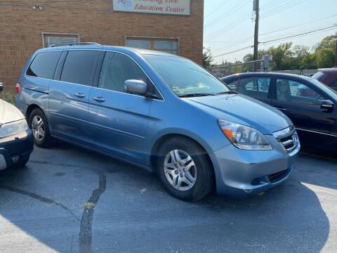 2005 Honda Odyssey for sale at Abrams Automotive Inc in Cincinnati OH