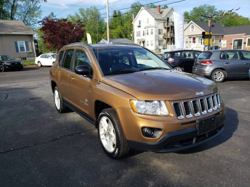 2011 Jeep Compass for sale at Automazed in Attleboro MA