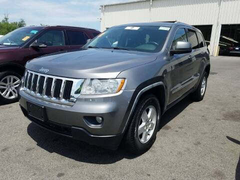 2012 Jeep Grand Cherokee for sale at MOUNT EDEN MOTORS INC in Bronx NY