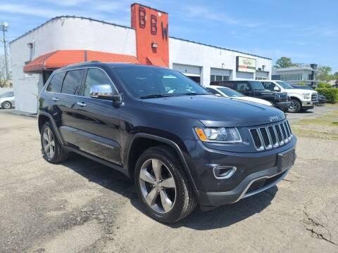 2014 Jeep Grand Cherokee for sale at Best Buy Wheels in Virginia Beach VA