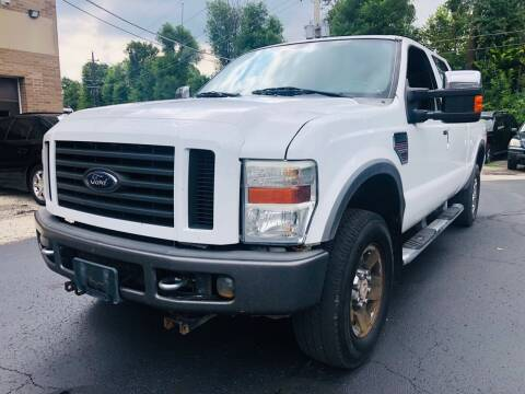 2008 Ford F-250 Super Duty for sale at Quality Auto Sales And Service Inc in Westchester IL