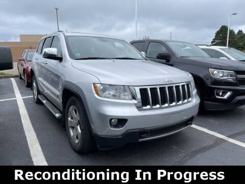 2012 Jeep Grand Cherokee for sale at Jeff Drennen GM Superstore in Zanesville OH
