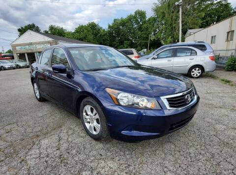 2008 Honda Accord for sale at Nile Auto in Columbus OH