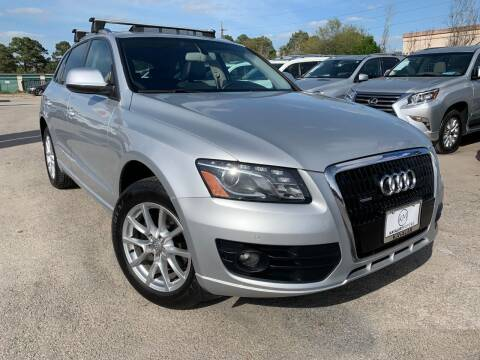 2010 Audi Q5 for sale at KAYALAR MOTORS in Houston TX