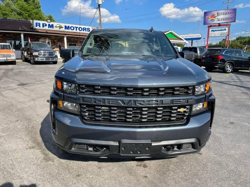 2020 Chevrolet Silverado 1500 for sale at RPM Motors in Nashville TN